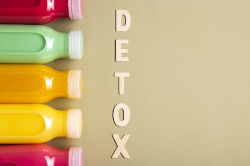 Detox Drinks από την Θεοδώρα Καλογεράκου